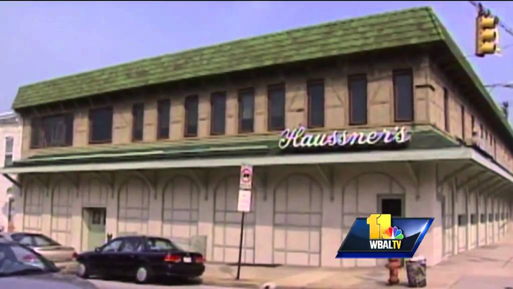Former Haussner S Restaurant On The Auction Block