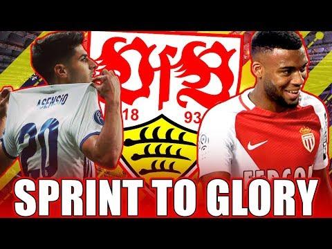 NUR MIT JUGENDAKADEMIE-SPIELERN ZUM CL SIEG !! 😱🏆 | FIFA 17: VFB STUTTGART SPRINT TO GLORY KARRIERE