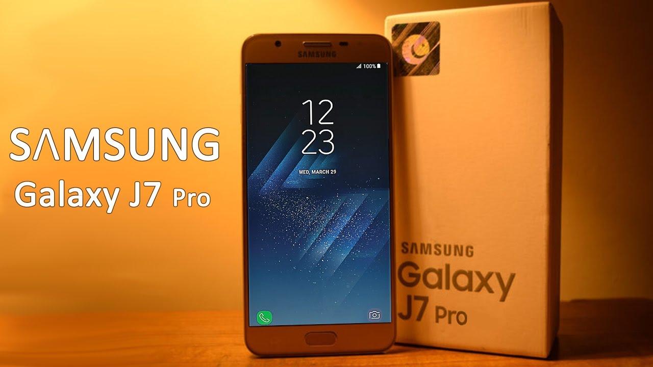 New Samsung Galaxy J7 Pro Youtube