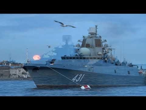 Россия строит военные корабли, не имеющие аналогов в мире