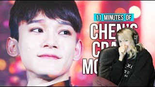 EXO CHEN FUNNY MOMENTS ENG SUB | [Reaction]