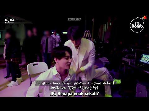 [INDO SUB] [BANGTAN BOMB] BTS' Caretaker Jin - BTS (방탄소년단)