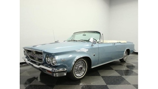 1964 Chrysler 300K Convertible (photo slideshow)