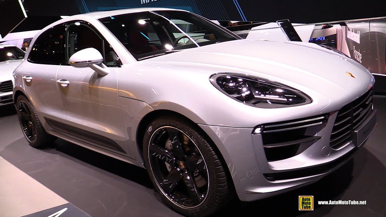 2020 Porsche Macan Turbo - Exterior and Interior Walkaround - Debut at 2019 Frankfurt Motor Show