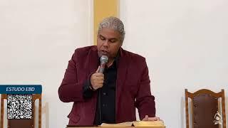 ESTUDO 18 - A MORTE DO SALVADOR (Mt 27.32-66) | Rev. Jefferson M. Reinh [1IPJF]