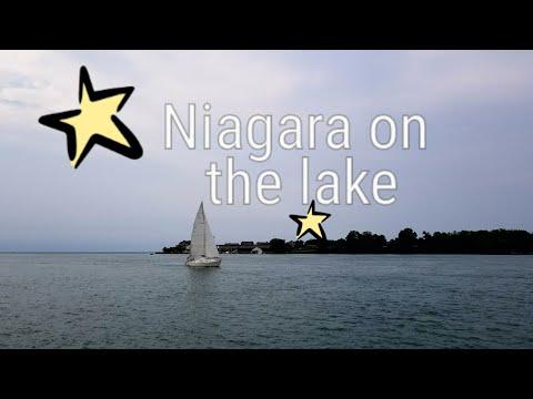 Welcome to Niagara on the lake !