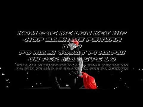Unikkatil & Presion ft. Tribune  - Pse Pom Shtin  (Official Lyrics)