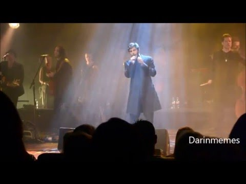 Darin-concert live @ Västerås konserthus 2016-02-14