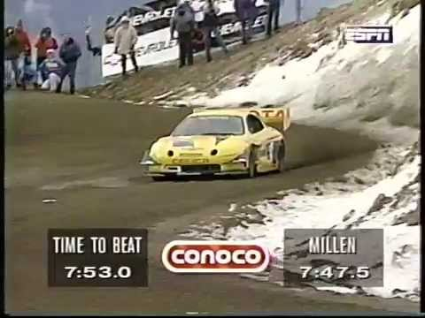 Pikes Peak Hillclimb (highlights), 1995,