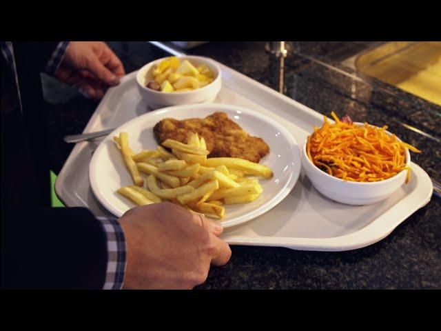 Typisch Deutsch - Mittagessen