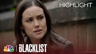 Liz Fears Katarina - The Blacklist (Episode Highlight)