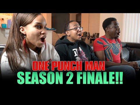 Season 2 Finale!   OPM Season 2 Ep 12 Reaction