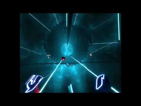 Beat Saber - Turn Me On on Easy First Time - Single Eye 60fps No Commentary