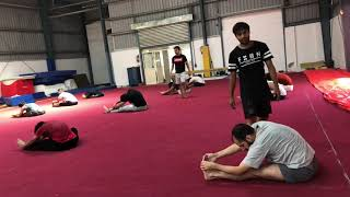 Gymnastics Classes By The Creatorz (Trainer) Mohit