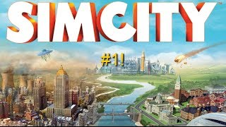 Game of the Month, Lets Play Simcity! #1