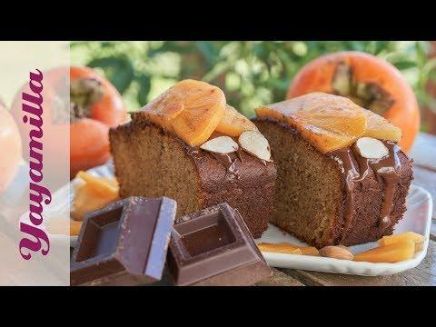 Plumcake ai Cachi | Persimmon Bread