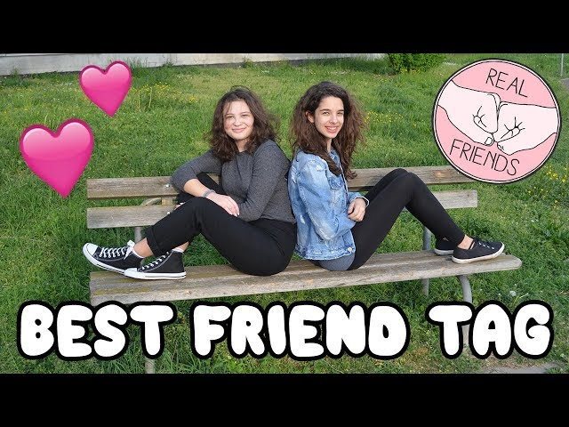 BEST FRIEND TAG |ABstract