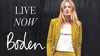 7f533849ad76 Boden AW18 Lookbook  Live now - Duration  54 seconds.
