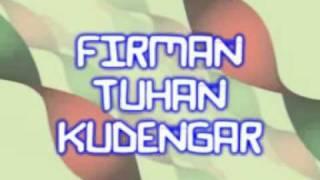 KARAOKE   FIRMAN TUHAN KUDENGAR