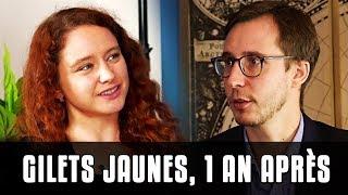 GILETS JAUNES, 1 AN APRÈS - CONVERSATION AVEC FRANÇOIS BOULO