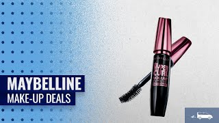 Save Big On Maybelline Make-up | Great Indian Festival