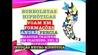 BORBOLETAS HIPNÓTICAS VOAM EM FORMAÇÕES