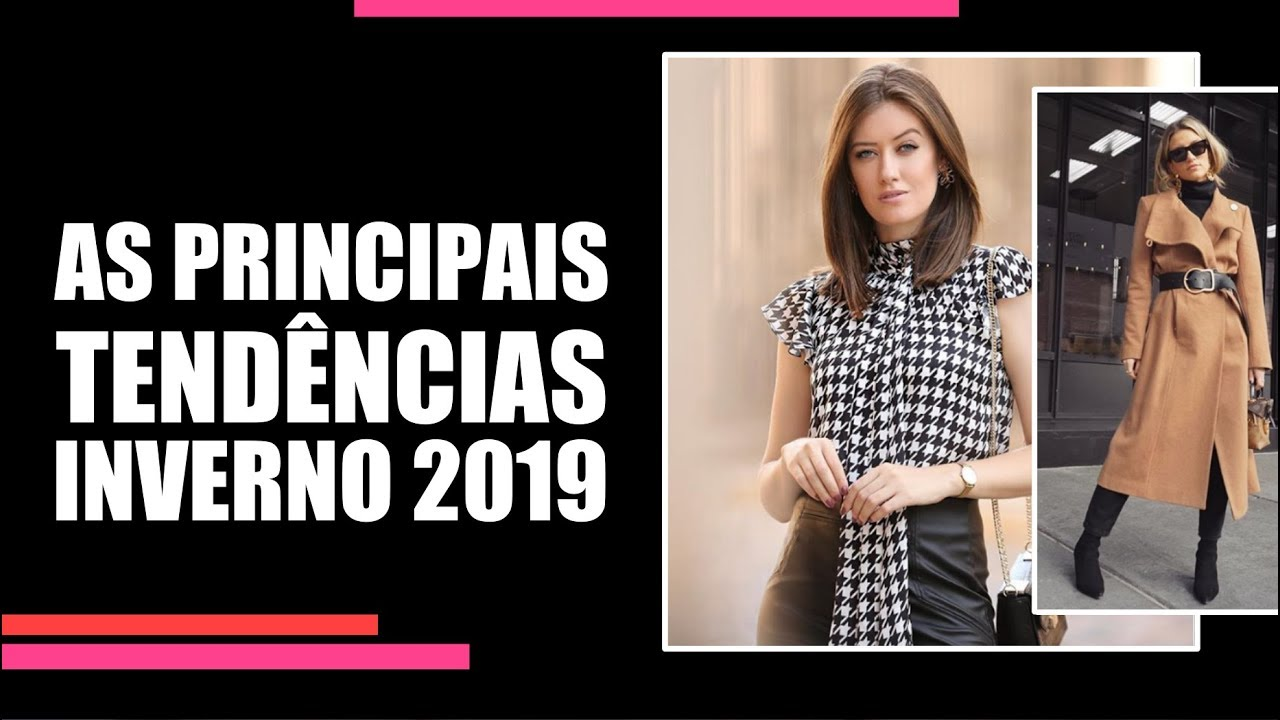 fa770eb7f2 TENDÊNCIAS INVERNO 2019 - Vitória Portes - YouTube