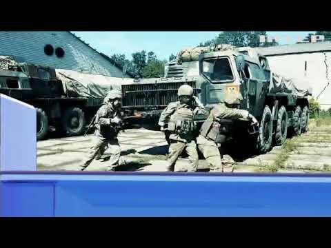 Подробности: На Донбасі перевірили боєготовність