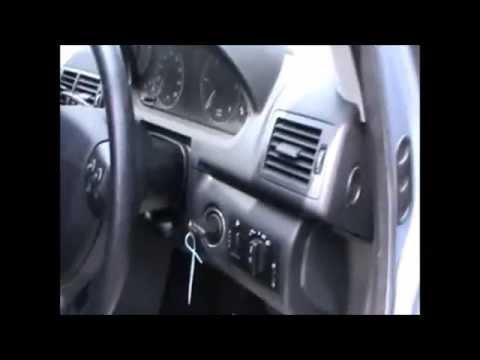 Mercedes A Class Heater Blower Resistor - YouTube