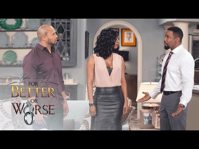 The Very Last Episode of For Better or Worse | Tyler Perry's For Better or Worse | OWN