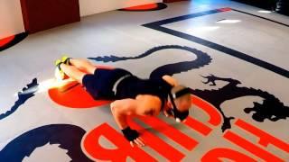 Box Training / Carlos Slavikos / Fightclub Ludwigsburg