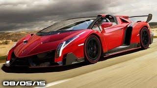 Lamborghini Hyperveloce, Mclaren 650s Successor, Bentley Bentayga - Fast Lane Daily