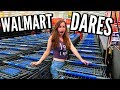 PUBLIC DARES!! Doing Your Dares In Walmart - TRUTH OR DARE