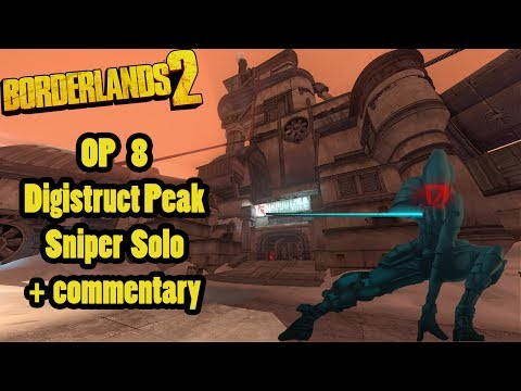 Borderlands 2: How to Snipe the Peak