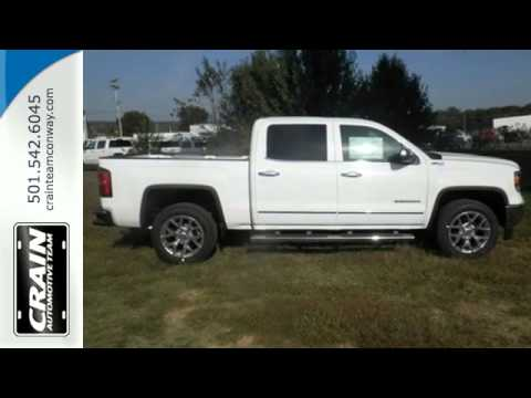 2015 gmc sierra 1500 conway ar little rock ar 5gt5555 sold youtube. Black Bedroom Furniture Sets. Home Design Ideas