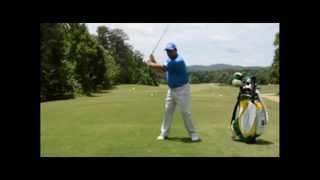 Bradley Hughes Golf- Opposite Forces In The Swing