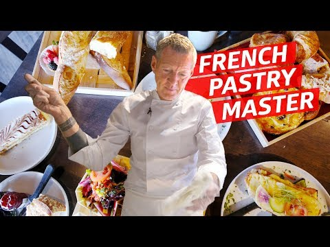 The French Pastry Master Baking New Mexico's Best Baguettes —Cooking in America
