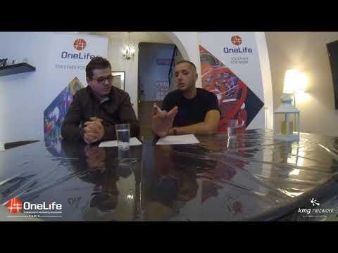 OneCoin : Kevin & Moussa présentation 2018/ #OneCoin #OneLife