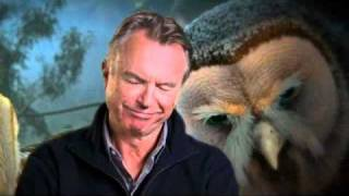Interview with Sam Neill for Legend of the Guardians