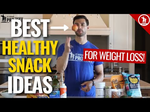 The Best Healthy Snack Ideas To Lose Weight  – Simple Guide For Busy People