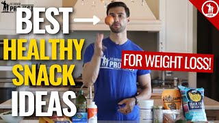 The Best Healthy Snack Ideas To Lose Weight  - Simple Guide For Busy People