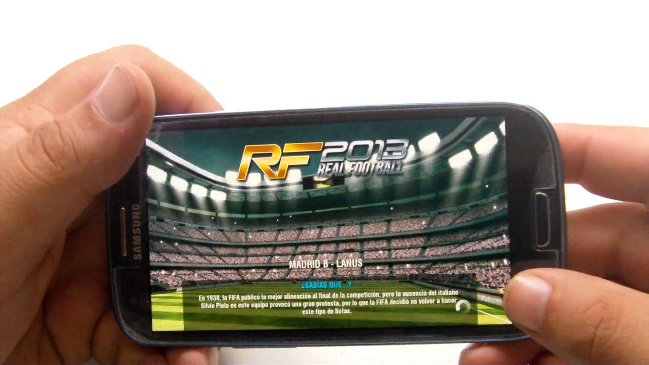 3 Juegos De Futbol Para Android Techdays Youtube