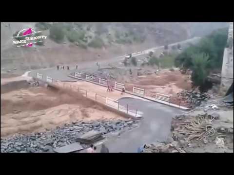 Amazing Monster Flash Flood Caught On Camera ✔P129