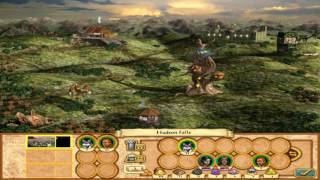 Heroes of Might and Magic IV - Nature Starting a Game 1.