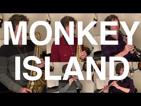 The Secret of Monkey Island Theme - Multi-Instrumental Cover
