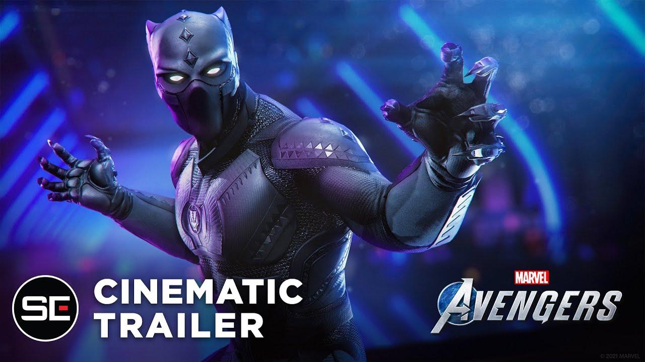 Marvel's Avengers Expansion: Black Panther | War for Wakanda Cinematic Trailer