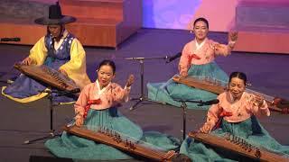 제23회 문화의 날08 - 부산진문화원 가야금병창반의 …