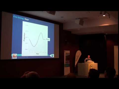 Matt Plucinski (CSIRO) - Fire occurrence modelling research