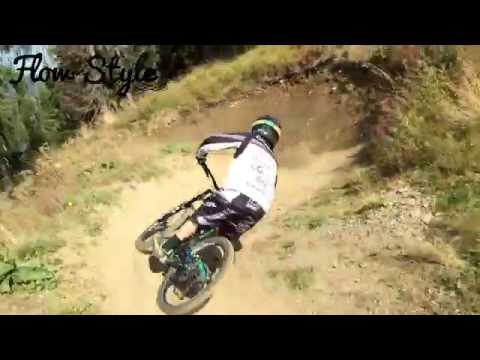 Flow Style ride Schladming Planai Bike Park