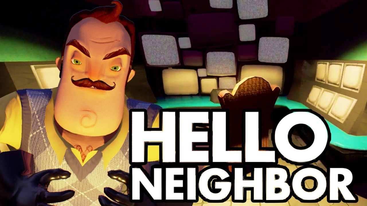 Hello Neighbor Alpha 1 How To Complete Hello Neighbor Alpha 1 2 Different Ways No Cheats Youtube